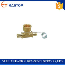 China Supplier Brass Water Connection Fittings Male And Female Water Hose Connectors