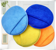 Waxing Polish Microfiber Foam Sponge Applicator Detailing Pads
