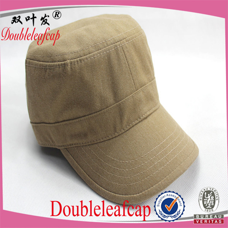 blank flat top military baseball cap and snapback hats