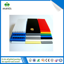 Plastic PP Printed Corrugated/Coroplast/Flute/Correx Advertising/Poster/Sign/Billboard/Safety Sign Board/Sheets