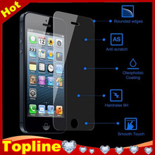 0.26mm 2.5d round edge 9H tempered glass screen protector protection for iphone 6