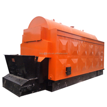 Low noise ecofriendly wood pellet steam boiler used for cooking
