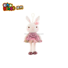 Hot Sale Factory Direct Wholesale soft cute mini girl rabbit stuffed plush toy promotional gifts,custom plush toy