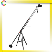 2016 professional 195cm flodable aluminum alloy video camera jib crane for sale