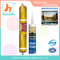 Perfect Quality neutral weather-proof silicone sealant