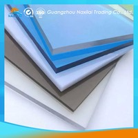 colored 4x8 sheet plastic 6mm polycarbonate sheet