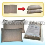 Portable emergency sandbag/sand bag for wholesale in brown color/sand bags for tents