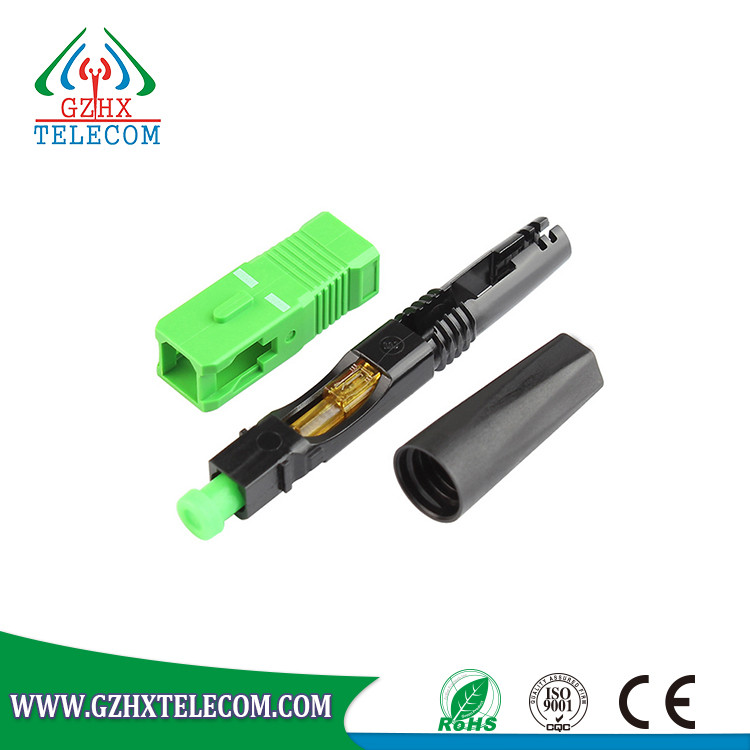 High quality SC/APC fiber optic fast connector wholesale