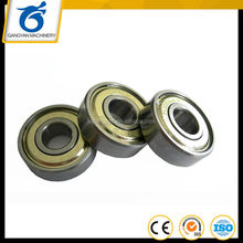 High quality Deep Groove Ball Bearing 6205N / Snap Ring Groove 6205NR