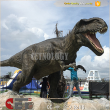 Cet-N1300 High Quality Theme Park Animatronic Dinosaur Statue for Dinoworld /Exhibition/Show/Playground