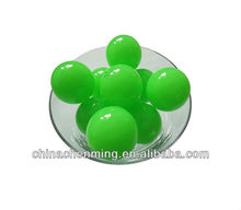colorful acrylic 30mm round beads for decoration