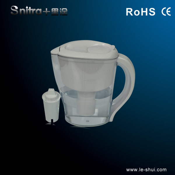 Shenzhen Manufacturer Pure Antibacterial Pitcher Water Filter