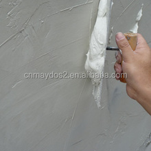Excellent adhesion strength white cement based exterior wall care putty