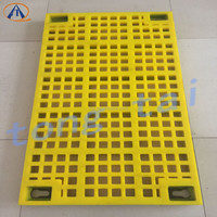 2015The best quality the most preferential polyurethane sieve plate