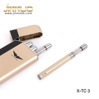 JOECIG 2018 TOP products rechargeable e-cig kit X-TC-3 PCC wholesale shenzhen cigarette