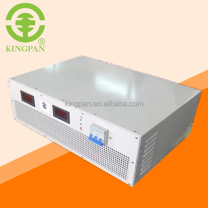Big power output 350V25A 175V50A 9000W machine AC to DC lead acid battery charger for EV