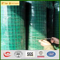 "1/4"" poultry wire mesh fence , anping manufacturing"