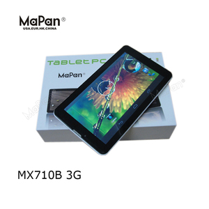 tablet pc rom 4gb memory 3000mah 7 inch android tablet/mtk8312 android tablet pc