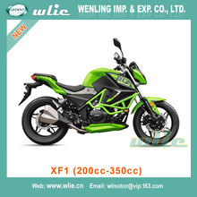 The newest chinese manufactuer dirt bike cheap motorcycle CHEAP Street Racing Motorcycle XF1 (200cc, 250cc, 350cc)