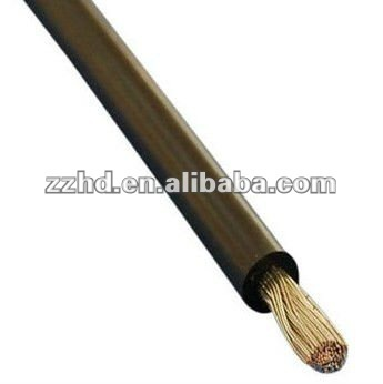 Factory Direct Sale Pvc Coated Electrical Flexible Cable
