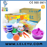 3D non-toxic super light clay dought non-dry clay