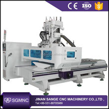 Taiwan syntec controller 3d cnc wood cutting machine price