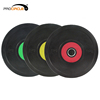 Wholesale Gym Training Natural Rubber Weight Lifting Plates