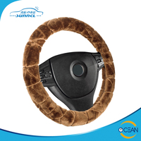 Colorful Heated Steering Wheel Cover