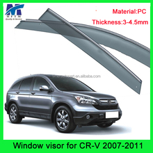 CAR WINDOW VISORS 2016 japan car accessories for C-R-V 07-11