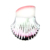 Beauty Makeup Multipurpose Single Seashell Pink Marble White Cosmetic Brush