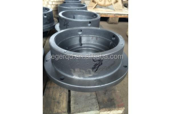 DIN GGG50 GG20 sand cast iron parts