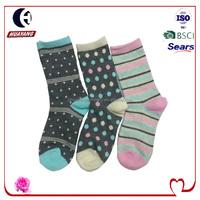 bulk cotton socks for girls style#HYGS-012