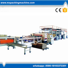 3/5 ply fully automatic corrugated cardboard machine automatic corrugated paperboard production line