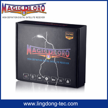 super satellite receiver MAGIC DE ORO yes channels TV and Radio programmable