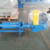 Made in China NZJA high efficiency rubber impeller centrifugal submersible sewage bilge pump