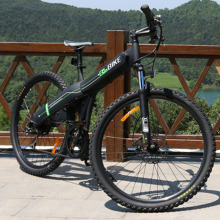 "26"" modern design Flash electric bicycle for adults from china"