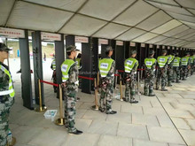 Sport game security equipment,body scanner,gate type metal detector