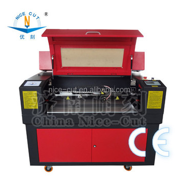 NC-E6090 CE SGS 2016 China Jinan speedy 100 laser engraver price