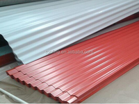 color corrugated steel sheet/galvanized steel sheet/Aluminium zinc trapezoidal roofing sheet