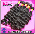 angels weaves 6A real high quality brazilian hair exotic raw unprocesse brazilian remy hair