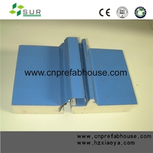 Continuous production line of rigid polyfoam insulation iso sandwich panel