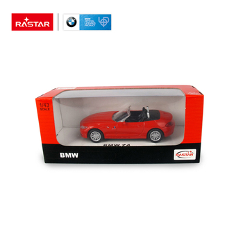 Rastar popular BMW Z4 licensed mini die cast car model diecast metal toy cars for kid
