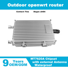 Dual band router internet ap wifi 802.11ac outdoor router