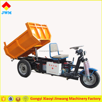2017 Cheaper Strong power 48V 1000W China electric tricycle cargo