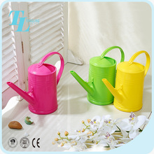 All color available cheap plastic flower self watering pot parts watering can