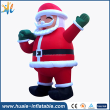 inflatable Christmas decoration, giant inflatable Santa Claus, inflatable cartoon
