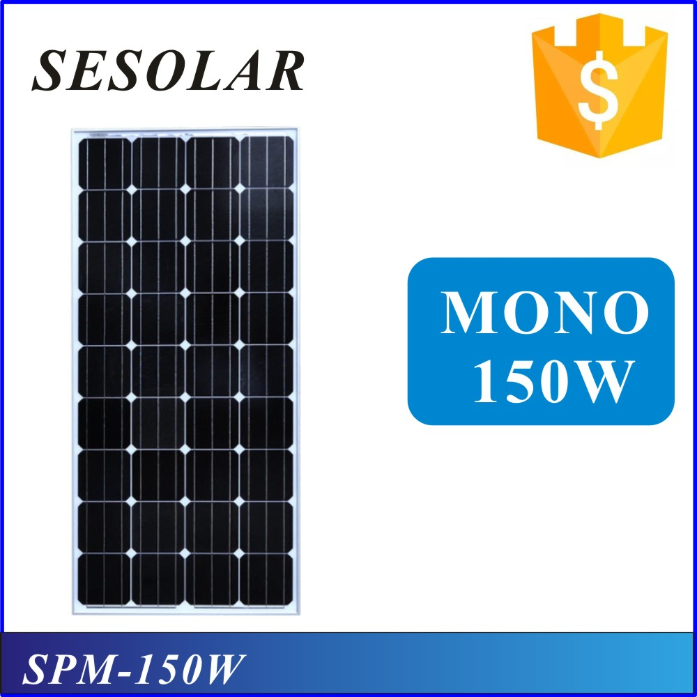 inverter solar power system poly PV module/cheap mono /poly solar panel 100w 150w 200w 250w 300w for home solar systems CE