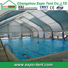 Large Outdoor Aluminum Swimming Pool Cover Tent