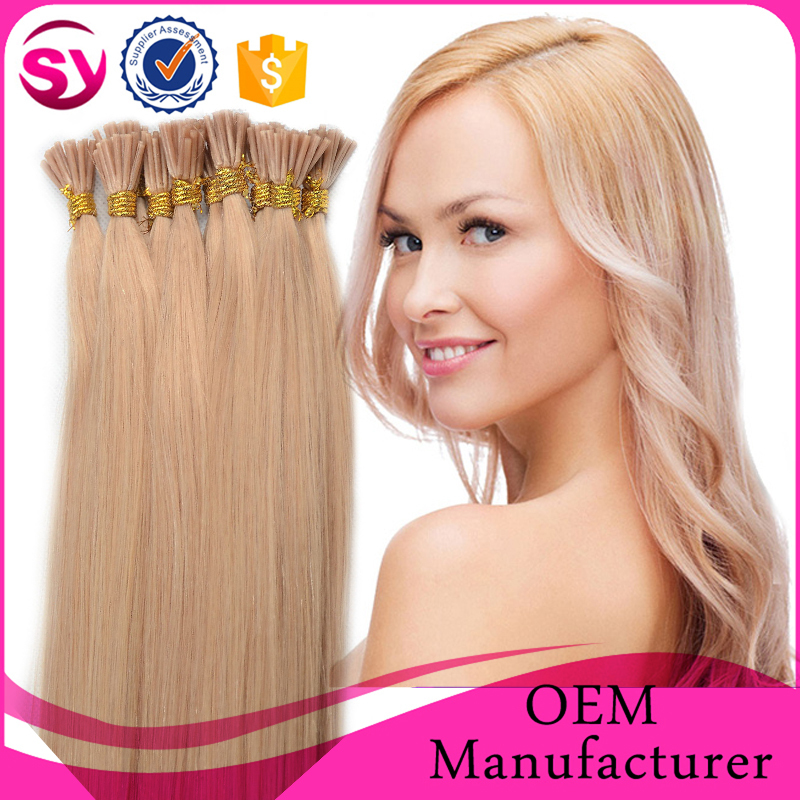 Keratin Tip Human Hair Extensions Prices Of Remy Hair
