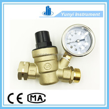 Water Pressure Regulator/ Brass pressure regulator